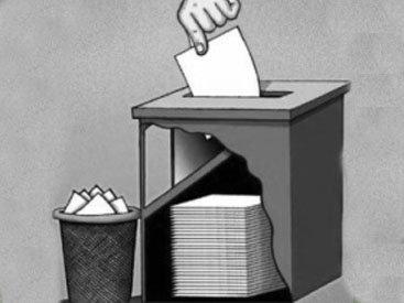 """На президентских выборах в Армении """"голосовали"""" несовершеннолетние"""
