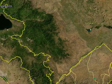 Армения строит базу террористов на оккупированных землях Азербайджана