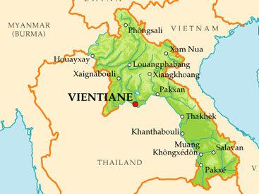 Авиакатастрофа в Лаосе: около 40 жертв
