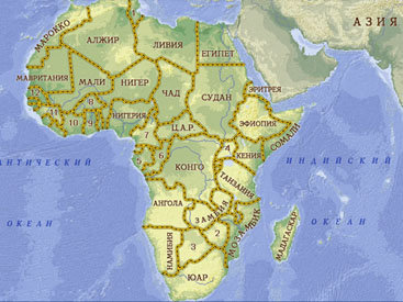 Африка требует места в Совбезе ООН