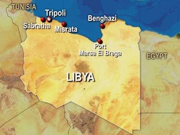 Наводнение в Ливии: есть жертвы, разрушены сотни домов