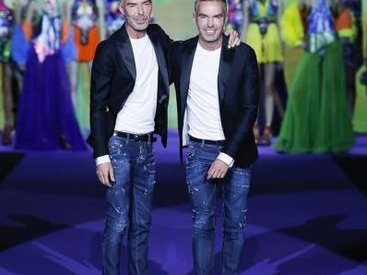 Milan Fashion Week. Dsquared2 - ФОТО