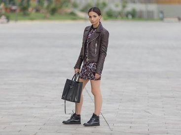 Модный блог Афет Багировой: Мой осенне-зимний образ - ФОТО