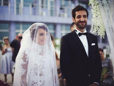 Самые роскошные свадьбы местных звезд - ФОТО