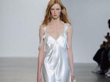 NYFW: Коллекция Calvin Klein весна-лето 2016 - ФОТО
