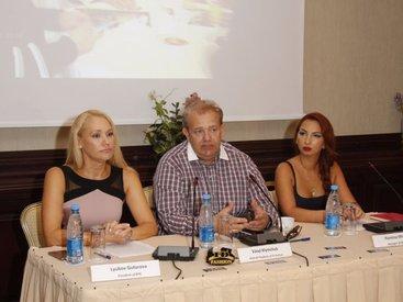 В предвкушении Baku Fashion Nights - ФОТО