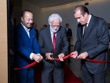 В Баку открылся эксклюзивный Сигарный бутик - ФОТО