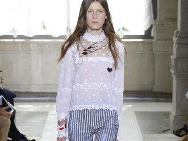 Milan Fashion Week. Giamba - ФОТО