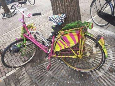 Амстердам: на пути к Парижу