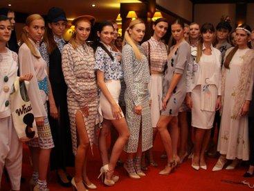 Mercedes-Benz Baku Fashion Nights. Гости - ФОТО