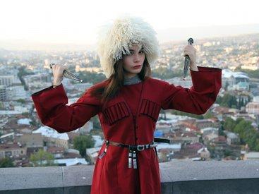 Модный блог Афет Багировой: Моя поездка в Грузию - ФОТО