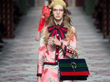 Milan Fashion Week. Gucci - ФОТО