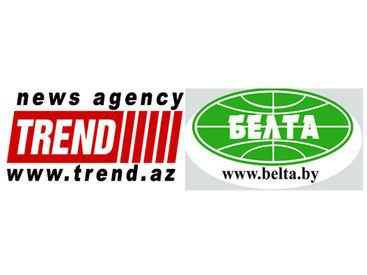 Агентства Trend и БЕЛТА создали страновые разделы по Азербайджану и Беларуси