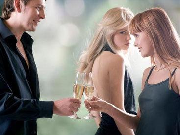 Психологи: мужчинам привлекательны незнакомки