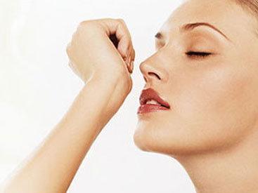 Нос человека способен различать триллион запахов