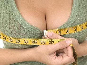 Как добиться красивой груди