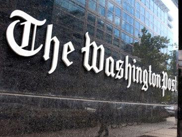 """The Washington Post: """"""""Евровидение""""- идеальная сцена для демонстрации результатов Азербайджана"""""""