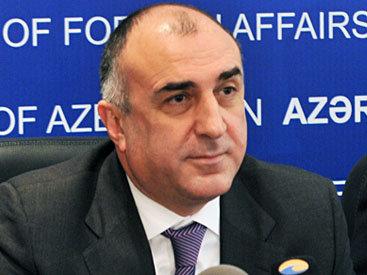 """Глава МИД: """"""""Евровидение"""" дало Азербайджану возможность продемонстрировать свои достижения"""""""