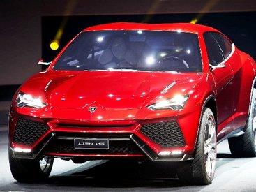 Кроссоверу Lamborghini выйти на рынок мешает ситуация на Ближнем Востоке