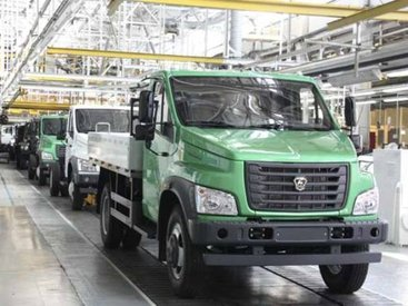 """ГАЗ начал серийный выпуск грузовика """"ГАЗон Next"""""""
