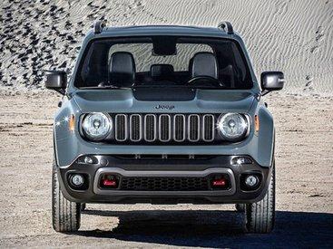 """А нам все равно"" - новый Jeep Renegade - ФОТО"
