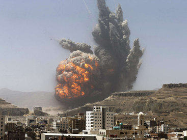В Йемене взорвали мечеть: 15 жертв, десятки раненых