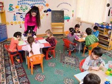 Посещение детсадов в Азербайджане будет обязательным?
