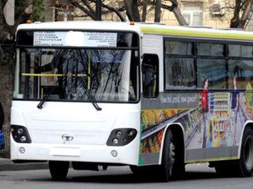 Позорное зрелище в бакинском автобусе – ВИДЕО