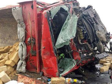 В Уджаре столкнулись 3 крупногабаритных автомобиля – ОБНОВЛЕНО - ФОТО