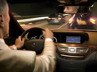 Водители стали получать неожиданные SMS