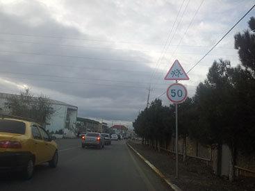 Изменен скоростной режим еще на одной дороге - ФОТО