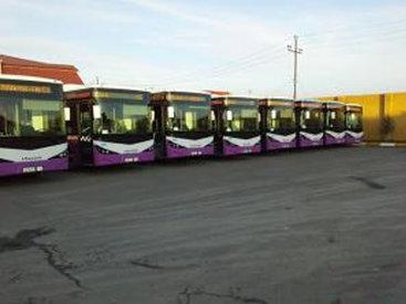 Новые автобусы в Баку вводят пассажиров в заблуждение - ФОТО