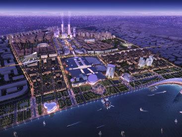 Проект Baku White City будет впервые представлен на выставке Нефть и газ Каспия 2011
