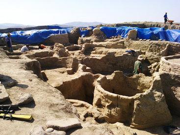 Азербайджанские и французские археологи сработались в Товузе