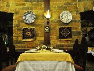 """""""Ресторанная критика"""": """"Firuzə"""". Драгоценное название. А кухня?"""