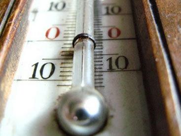 В турецкой провинции зарегистрированы рекордные холода