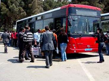 """Кое-что о """"родственниках"""" в бакинских автобусах, или """"Шофер, сахла!"""""""