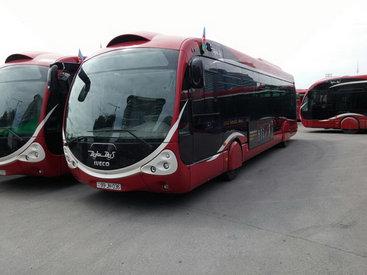Теперь вы захотите ездить в бакинских автобусах