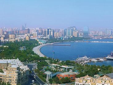 Въезд в центр Баку затрудняют – ФОТО