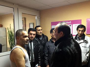 Спасшийся при затоплении траулера в Охотском море азербайджанец рассказал о пережитом - ОБНОВЛЕНО - ФОТО