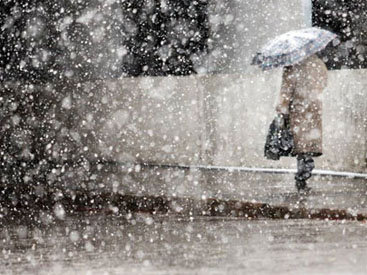 Прогноз погоды в Азербайджане на 3 декабря