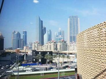 Дубай: роскошь восточного мегаполиса – ФОТО