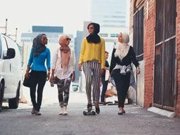 Мипстеры — мусульмане и хипстеры в одном флаконе. Новое модное движение - ФОТО - ВИДЕО