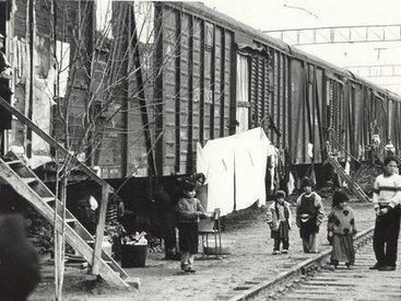 """""""Историческая призма"""": 1988. Кровавая депортация азербайджанцев из Армении"""