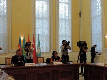 Гюнай Эфендиева - президент Фонда тюркской культуры и наследия - ФОТО
