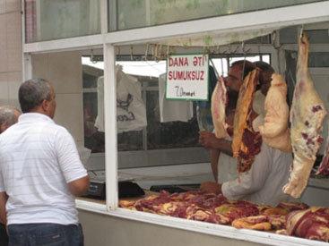 В Баку закрывают мясные лавки