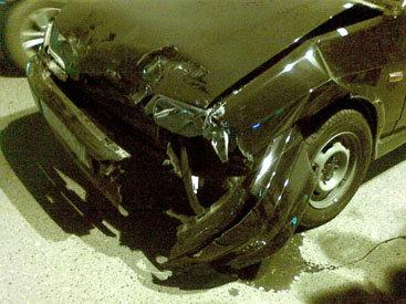 На проспекте Зии Буниятова грузовик смял более 10 автомобилей - ОБНОВЛЕНО - ФОТО