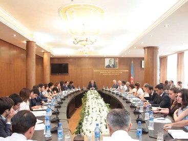 Азай Гулиев о поддержке, оказанной НПО в связи с Евроиграми - ФОТО