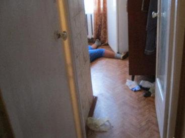 Страшная находка в бакинской квартире