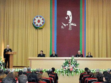 В Академии МНБ им. Гейдара Алиева отметили День Конституции